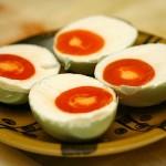 Keluar kerja, Mery Jadi Pedagang Telur Asin