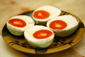 Dagang Telur Asin