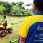 Bisnis Taman Rekreasi Pengunjung Senang Untung pun Datang