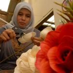Di Tangan Wanita Ini, Kulit Jagung Jadi Bernilai Tinggi