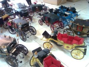 Miniatur Kereta Kraton