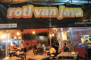Roti Bakar Van Java