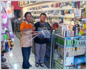 Peluang Bisnis Menarik, Mini Market Aneka Peralatan Listrik
