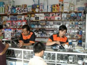 minimarket peralatan listrik