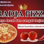 Peluang Usaha Kuliner Kemitraan Radja Pizza (Pizza Rasa Lokal)