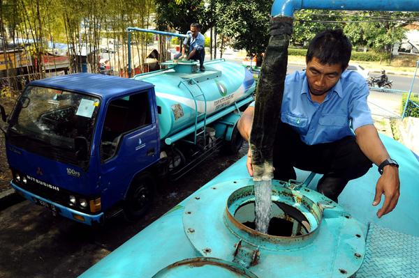 Perjalanan Merintis Bisnis Air Bersih Muzaim Hingga Sukses