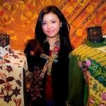 Dea Valensia Budiarto Gadis Belia yang Sukses Bisnis Batik Kultur