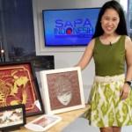 Kisah Sukses Dewi Bisnis Seni Potong Kertas