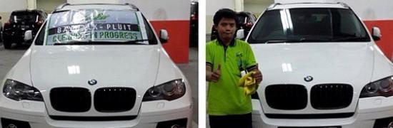 Peluang Usaha Cuci Mobil Tanpa Air