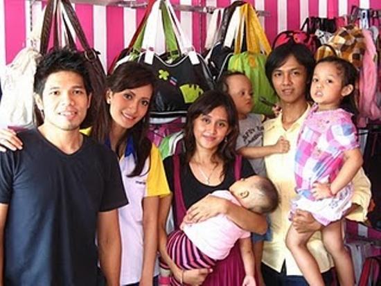 Menilik Nanang Syaifurozi dalam Merintis Bisnis Rumah Warna