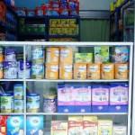 Peluang Usaha Toko Susu dan Perlengkapan Bayi