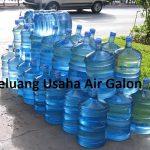Peluang Usaha Penyuplai Air Galon Untuk Perusahaan 1Juta Sehari