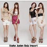 Tips Cara Sukses Memulai Usaha Jualan Baju Import