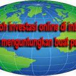 Bisnis Investasi Online Tanpa Resiko Buat Pemula