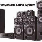 Peluang Usaha Jasa Penyewaan Sound System Modal Cepat Balik
