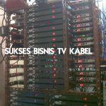 Peluang Bisnis TV Kable Basis Rumahan Penghasilan Bulanan PNS