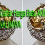 Daftar Harga Batu Akik Kalimaya Banten
