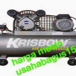 Daftar Harga Mesin Kompresor Baru Dan Murah Merk Krisbow