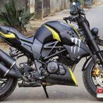 Wujud Byson Hasil Perpaduan Ducaty Dan Triumph