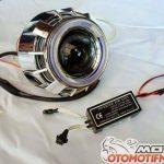 Trik Pasang Lampu Proyektor di Yamaha YZF-R25